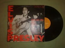 ELVIS PRESLEY ROCK AND ROLL LP (VG+) (SPANISH ISSUE) (1968 ?) (RCA LSP 1707)