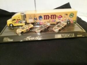 Nascar Racing Champions M&M's 1:64 scale Team Transporter Ernie Irvan #36