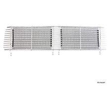JP grille entrée d'air Chrome Pour Capot / couvercle correspond à la Porsche 911