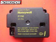 Satronic Zündtrafo ZT 930 ersetzt ZT 900 / 801 Trafo Zündeinrichtung Honeywell
