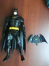 DC UNIVERSE CLASSICS BATMAN (Black Costume) Mattel Wave 10 Loose complete