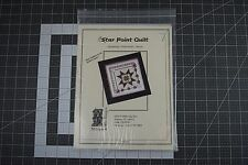 Star Point Quilt Stitchers Attic Designs Counted Cross Stitch Chart