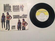 "Sonny and Cher: 45 giri ""Little man/Set me free"" mai suonato"