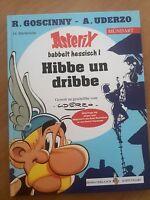 MUNDART ASTERIX  HIBBE UN DRIBBE  . HC 1997