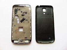 HI QUALITY Full Housing Case Cover Samsung Galaxy S4 Mini i9190 i9195 Black+Tool