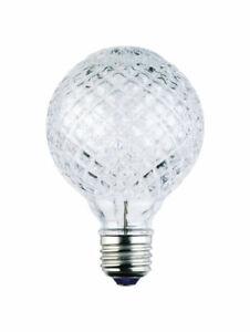 Westinghouse  40 watts G25  Halogen Bulb  520 lumens White  Globe  1 pk