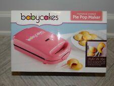 The Original babycakes nonstick cake pie pop maker PM-16