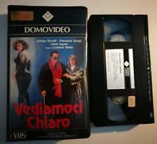 VHS - VEDIAMOCI CHIARO di Luciano Salce [DOMOVIDEO]