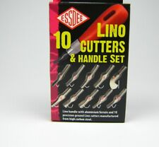 (9,00€/1Stk) Linoleum Cutter Set 11tlg. 501081 Essdee
