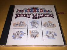 THE GREAT RACE soundtrack CD score HENRY MANCINI ost japan (no obi) natalie wood
