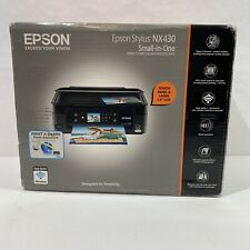 New Epson Stylus NX430 All-In-One Inkjet Printer New In Box With Ink Ready To Go