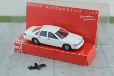 Busch 89122 Chevrolet Caprice White 1:87 Scale HO