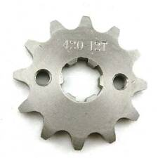 Ritzel 420 12 Zähne 17mm Welle 50 110ccm Dirt Bike Pit Bike ATV Quad