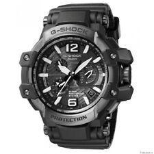 Casio G-Shock Gravity Master Black Dial GPS Tough Solar Aviation Mens Watch