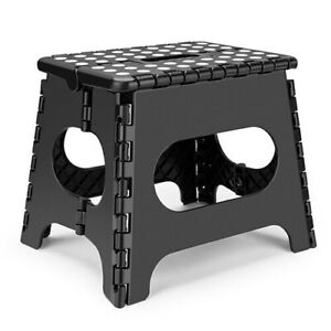 Anti-slip Super Strong Bathroom Stool The Lightweight Foldable Safety Step Stool