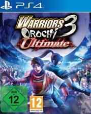 Playstation 4 Warriors Orochi 3 Ultimate Neuwertig