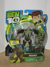 "NEW 2017 Ben 10 - Vilgax w/ Battle Sword - 5"" Action Figure Playmates NIP"