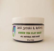 Green Tea  Clay Face Mask 5oz