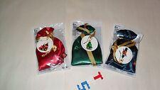 NEW Sealed LEGO Christmas Ornaments 2014 5002813 Train 2015 5003083 2016 5004420