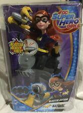DC SUPER HERO GIRLS BLASTER ACTION BATGIRL
