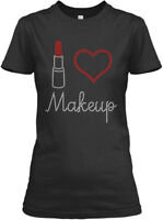 Makeup I Love - Gildan Women's Tee T-Shirt