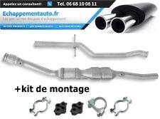 Break 2,0 HDi 2001-2002 Reparatur Rohr für Katalysator Citroen C5