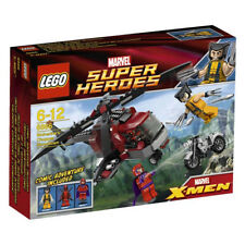LEGO Marvel Super Heroes X-Men Wolverine's Chopper Showdown 6866 Brand New