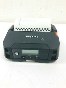 Brother RJ-4230B RJ4230BL-C144 Rugged Mobile Bluetooth Printer *NO BATTERY*