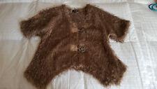 Kaktus Women's  Funky Sweater  Sz. Medium   Grey