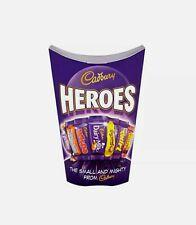 X3 CADBURY HEROES CHOCOLATE CARTON 290g