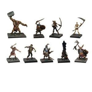 Mantic Games Dungeon Saga: Evil Dead Miniatures Set (Warhammer, Kings Of War)