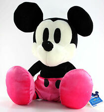 """Brand New Official Disney 12"""" Mickey Mouse Stuffed Plush Doll Toy by Sega!"""