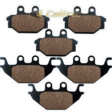 FRONT & REAR BRAKE PADS CAN AM DS250 DS 250 2007 2008 2009 2010 2011 2012 2013