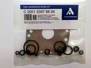 Repair Kit for Bosch Fuel Distributor 0438100058 Cast Iron K-Jetronic