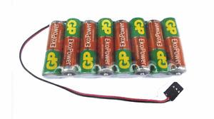 Handset Transmitter Battery Fits Microcat Bait Boat 1300MAH