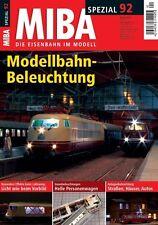 MIBA Spezial 92 - Modellbahn-Beleuchtung