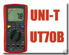 UNI-T UT70B Portable Intelligent Digital Multimeter.