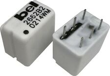 Lot of 2 High Frequency Magnetics T1/E1 Single Transformer 1CT:2CT