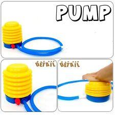 Balloon Swimming Ring Yoga Ball Mattress Inflatable Toy Pool Raft Foot Air Pump