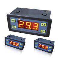 W1308H Termostato con Termoregolatore Digitale con Display Digitale un Micr G1E2
