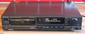 Technics SL-P477A CD Player... Faulty