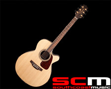 Takamine Gn93ce Nat NEX Acoustic-electric Guitar With Pickup Natural