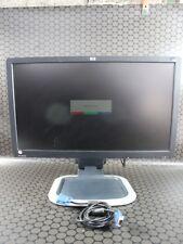 "HP L2254W 22"" Widescreen LCD TFT Monitor DVI-VGA-USBPivot-Anschluss #27862"