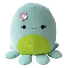 "SQUISHMALLOWS Kellytoy - Ophelia the Octopus | 12"" Inch 