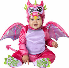 Storybook Pretty Pink Dragon Infant Costume