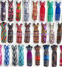 wholesale summer dresses 10 dress maxi sundress Boho Chic  vacation dress halter