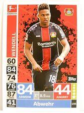 Match Attax 2018/19 Bundesliga - #195 Wendell - Bayer 04 Leverkusen
