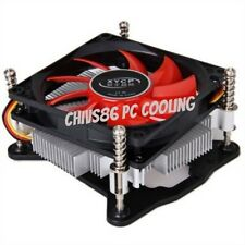 Xycp 35 mm Copper Core CPU Ventola Di Raffreddamento & Dissipatore di calore per 1U server 1150 115x i3 i5 i7