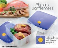 New Tupperware FreezerMate Square 2pc Set