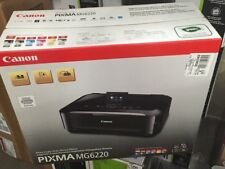 New Sealed Canon PIXMA MG6220 Wireless Inkjet Photo All-in-One Printer 5292B002